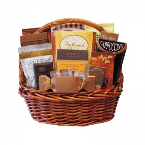 Pacific Gold Gift Basket