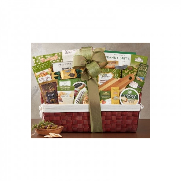 The Gourmet Gift Basket