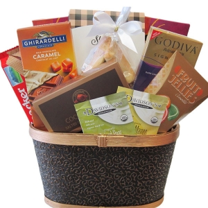 Sweet Obsession Gift Basket