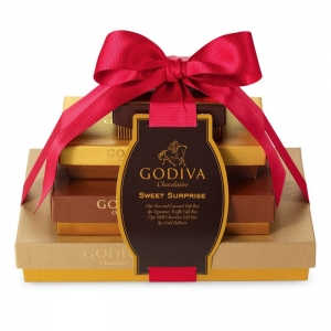 Sweet Holiday Surprise by Godiva