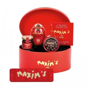Rue Royale Hat Box by Maxim's
