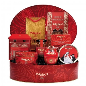 Sweet Flavors Hat Box by Maxim's